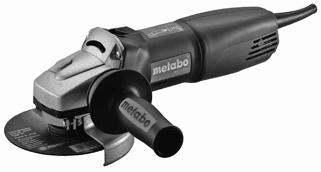 Metabo WO 1000