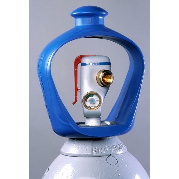 Air liquide flamal oxygen cylinder