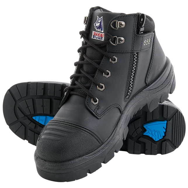 Steel Blue Hobart Work Boots