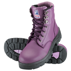 d2ae0385fdc Steel Blue Zip Ladies Boot, Parkes style 512758