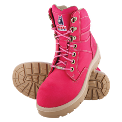 Southern Cross Ladies Lace Up Boot
