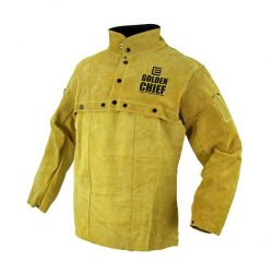 Golden Chief Bolero Jacket and Apron