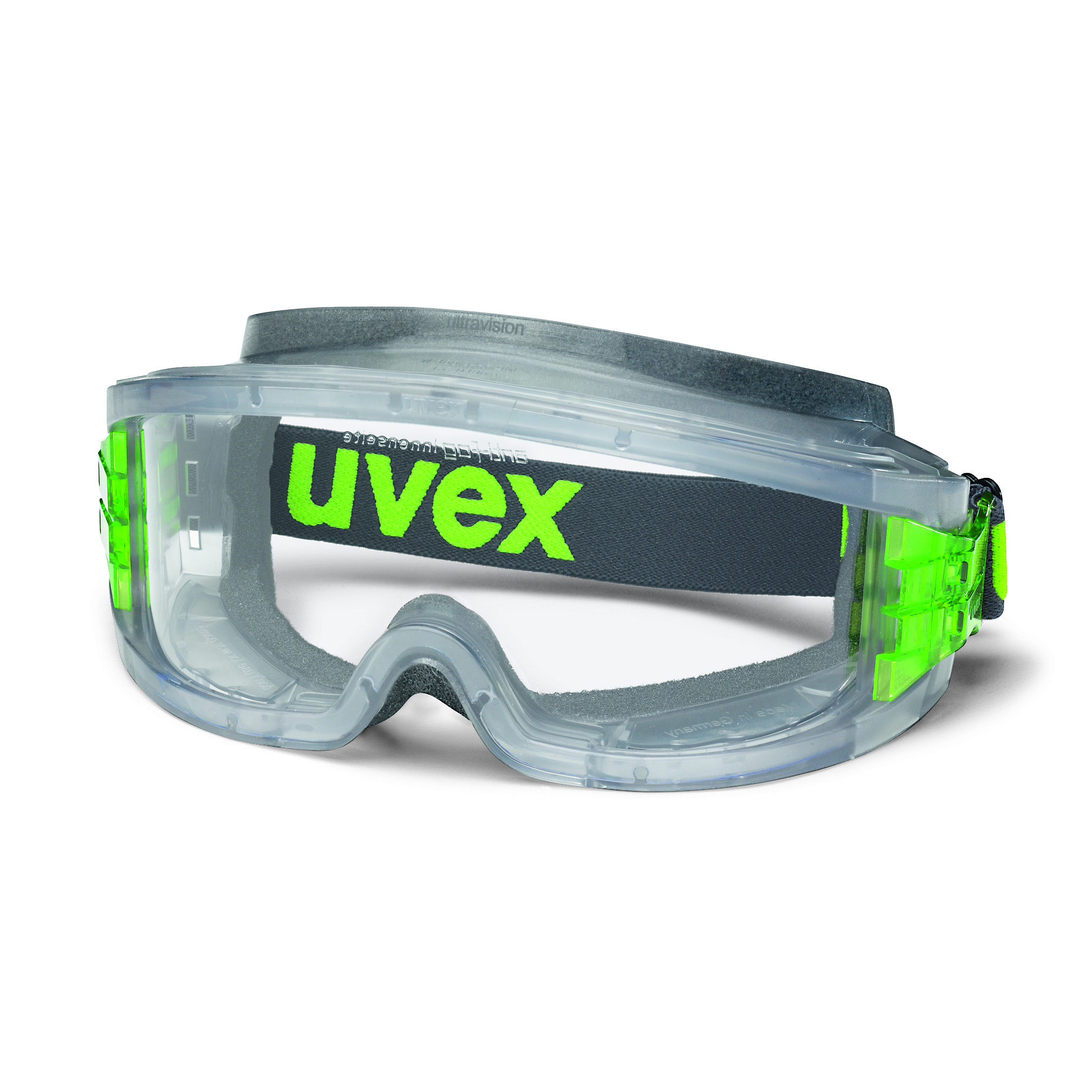 Uvex Ultravision Clear Goggle