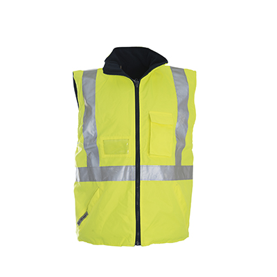 CELSIUS 2 IN 1 REVERSIBLE VEST